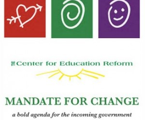 mandate for change-screen
