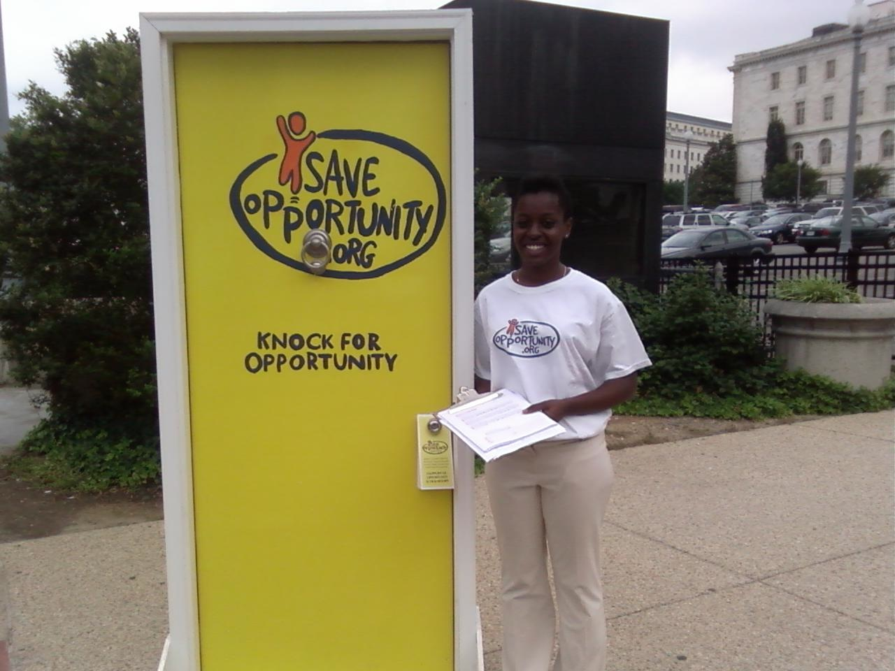 DC opportunity scholarship Save opportunity