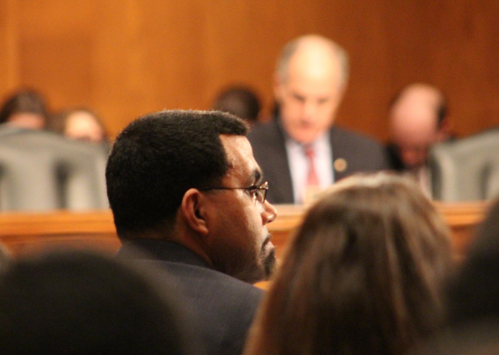 John King Education secretary hearing