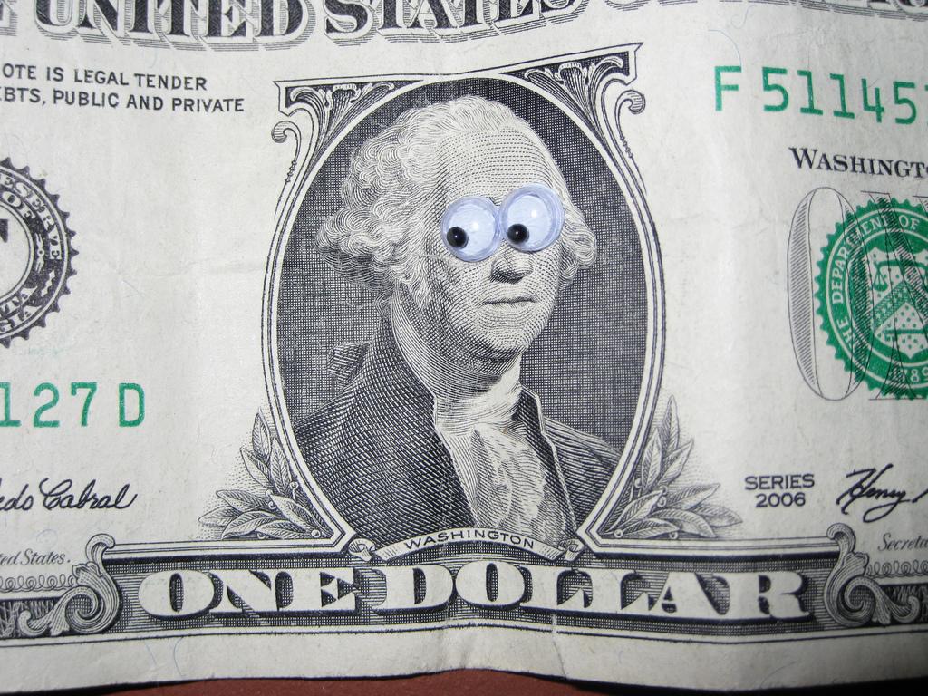 money-google-eyes
