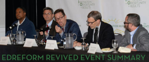 EdReform Revived Event Summary
