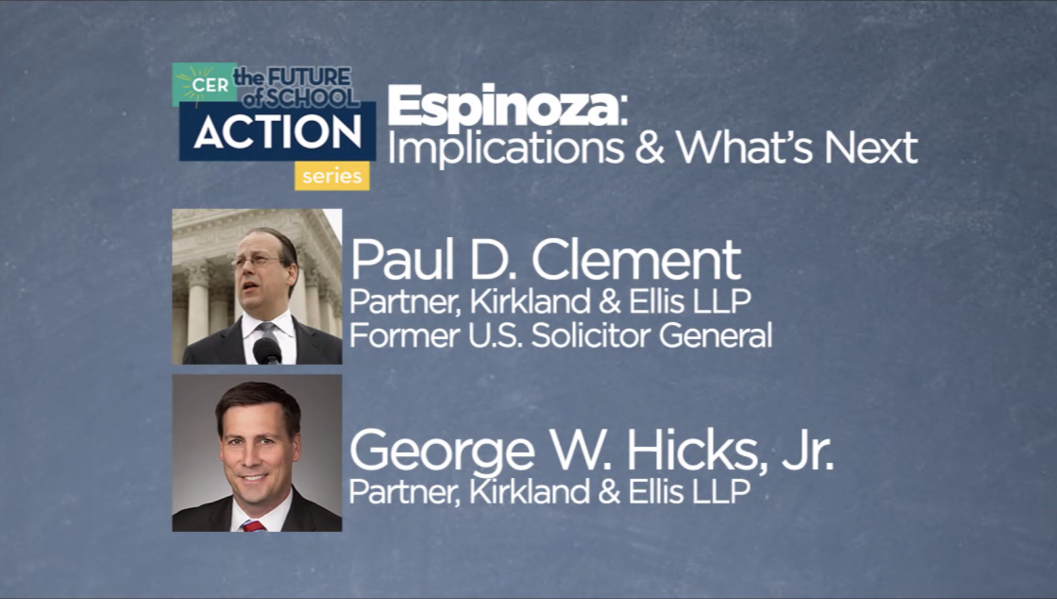 Watch: Espinoza: Implications and What's Next